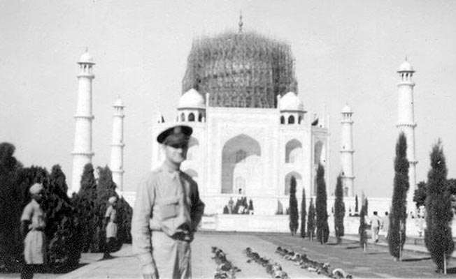 Taj world war 2