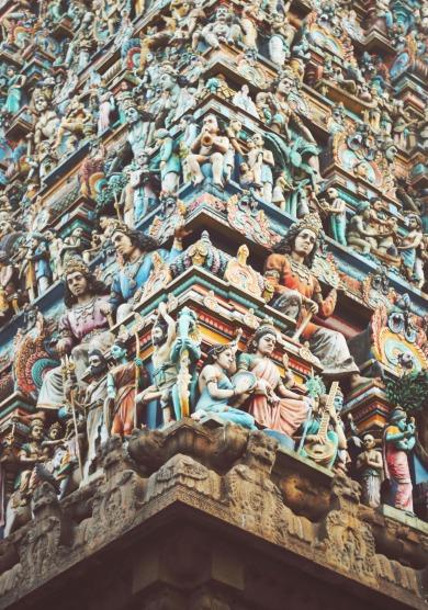 Kapaleeswarar temple close