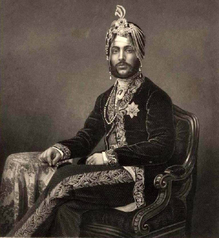 maharaja-duleep-singh